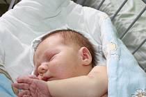 MATYÁŠ  MÁ DVA BRÁŠKY. Matyáš VANCL se narodil 13. března 2015 v 17.57 hodin s mírami 3 790 g a 50 cm. Matyáš je třetím klukem maminky Dagmar a táty Jindřicha z Milovic. Doma se nemůžou dočkat Robert (12) a Tomášek (10 let).