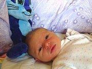 ZDENĚK ČERNÝ se narodil 23. března 2018 v 17.24 hodin s délkou 49 cm a váhou 3 200 g. Z vytouženého prvorozeňátka se radují rodiče Zdeněk a Karolína z Nymburka.