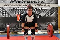 Hana Takáčová v akci