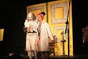Reprízy Strašidla cantervillského jsou naplánovány na 13. a 28. listopadu v Hálkově divadle.