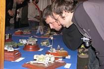 Výstava modelů Kit saloon