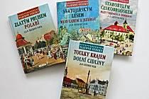 Novou knihu vydal nymburský spisovatel Jan Řehounek.