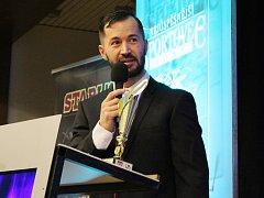 Sportovec Nymburska pro rok 2016 Ondřej Petr