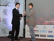 Nejúspěšnější sportovec roku 2012 Nymburska.