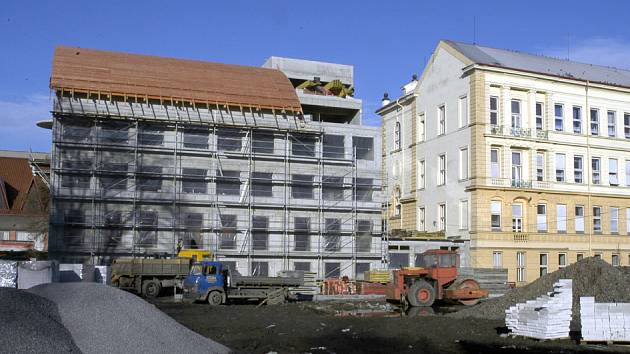 Tyršova škola v Nymburce.