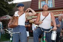 Cyklistický závod Kounická šlapka.