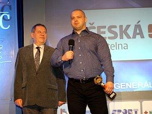 Vítězný Pavol Demčák (vpravo).