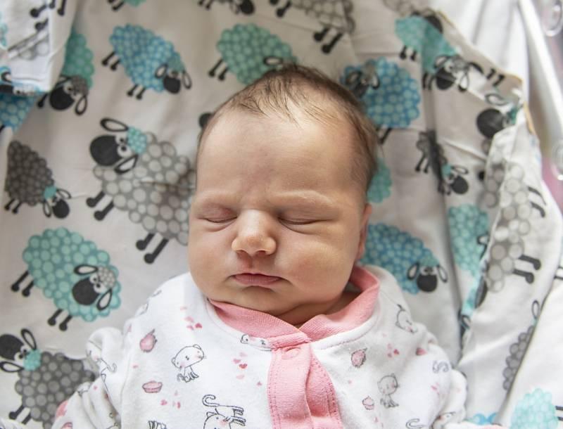 Anna Pietrová z Lysé nad Labem se narodila v nymburské porodnici 1. října 2021 v 0:32 hodin s váhou 3700 g a mírou 49 cm. Na holčičku se těšila maminka Petra, tatínek Václav a bráška Radek (2,5 roku).