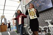 Středočeský kraj se prezentoval na veletrhu cestovního ruchu na Výstavišti v Pražských Holešovicích. Mezi pozvanými hosty na krajském stánku nechyběl ani známý iluzionista Pavel Kožíšek z líbeznického Divadla kouzel.