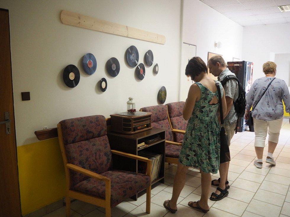 V Libici se otevřely brány místní Diakonie.
