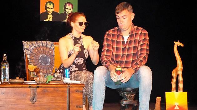 Havlovou aktovkou Vernisáž byl zahájen Libický divadelní podzim.