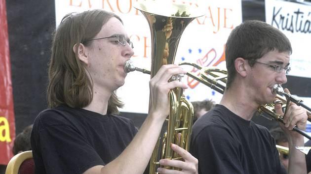 Lázeňské město hostilo o víkendu mezinárodní orchestrů - Evropa hraje Kmocha.