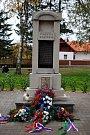 Výročí republiky si připomněli také v Odřepsech.