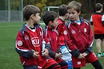 Fotbalový klub Bohemia Poděbrady slavnostně otevřel provoz hřiště s umělým trávníkem