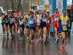 Chodecké závody v Poděbradech mají už dlouholetou tradici.