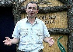 René Franěk vybudoval zoo v Chlebích. V poslední době je však spíše znám svými kontroverzními výroky.