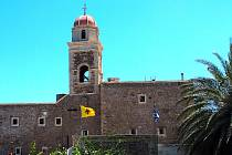 Další části Kréty nabídly vzácné památky i pevnost.