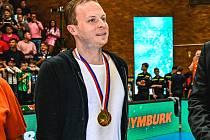 Ondřej Šimeček, výkonný ředitel nymburského basketbalového klubu