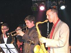 Ondřej Štveráček Quartet a  Ryan Carniaux
