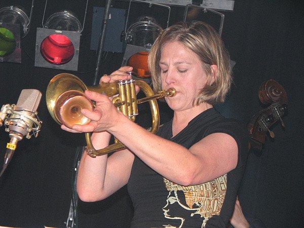 Ingrid Jensen Quartet