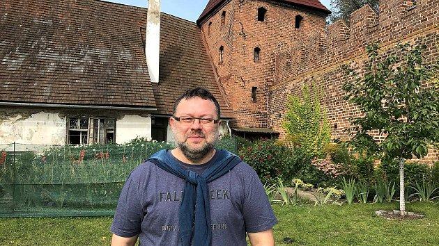 Čestné občanství získá investigativní novinář Jaroslav Kmenta.