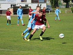 Mladší žáci Bohemie Poděbrady porazili ve druhém zápase Povltavskou FA 5:2 a stali se přeborníky kraje