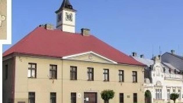 Radnice v Sadské