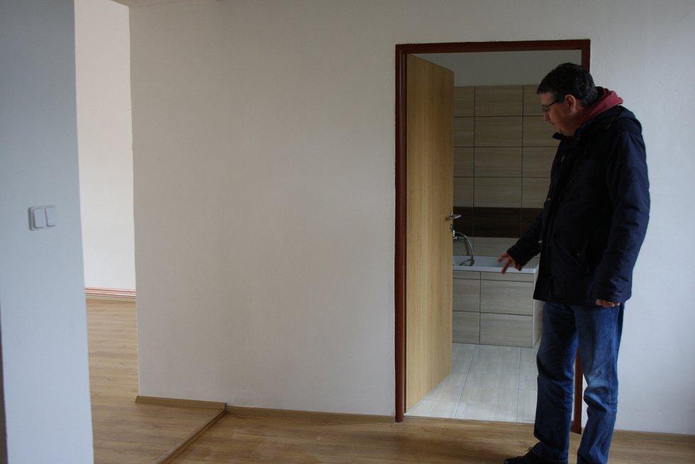 Takhle vypadají byty po rekonstrukci.