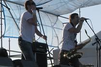 Hudební festival Votvírák v Milovicích