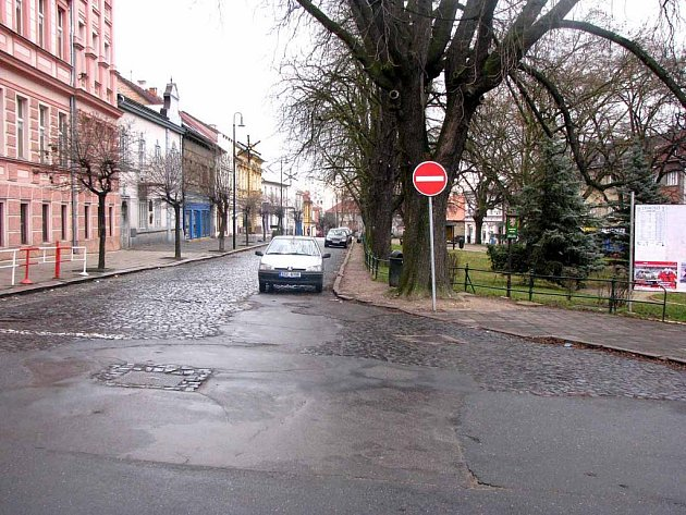 Náměstí Bedřicha Hrozného