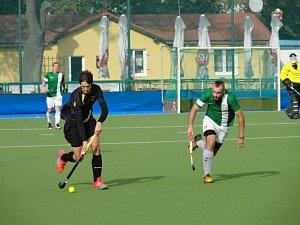 Pozemní hokejisté Rakovníka nasázeli Bolevci osm gólů.