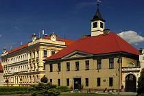 Radnice v Sadské.