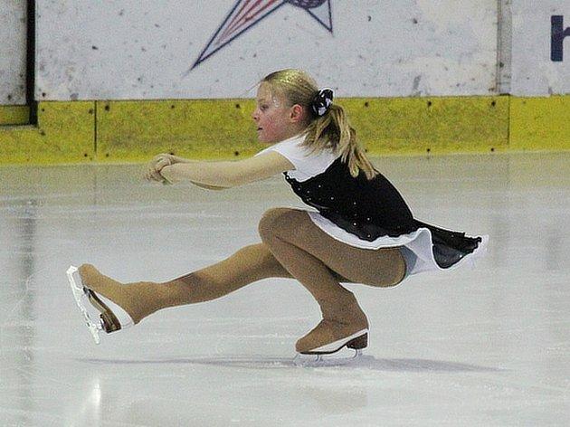 Nymburská stuha - Anna Michaela Hančová získala třetí místo.