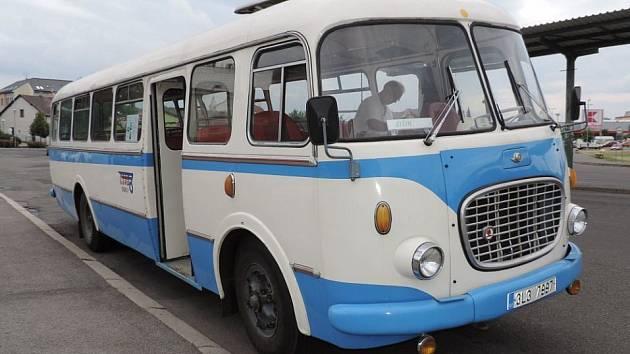 Autobus Škoda 706 RTO - ilustrační foto.