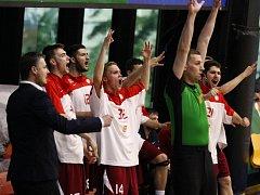 STŘÍBRO. Basketbalisté Nymburka v kategorii U19 skončili na republikovém šampionátu na druhém místě