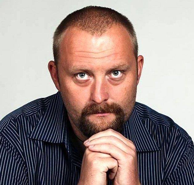 Marek Velechovský, učitel ZŠ Nymburk