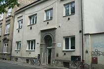 Budova, kde sídlí Centrum adiktologických služeb