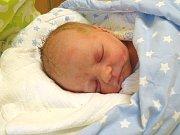 FRANTIŠEK DUFEK se narodil 15. března 2018 v 15.32 hodin s délkou 49 cm a váhou 3 240 g. Radují se z něj rodiče Jaroslav a Karolina a dvouletý bráška Václav z Draha. Chlapeček byl pro ně překvapení.