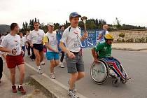 V sobotu poběží štafetový běh s pochodní přes nymburský region, zapojit se může i veřejnost.