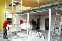 Přestavba nemocniční kotelny na mateřskou školu