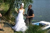 Mluvčí nymburské radnice Olga Havránková se vdala. Je z ní Olga Vendlová