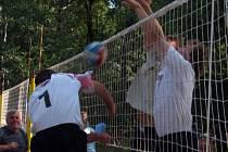 Na kurtech na Jíváku se sešlo v mužské kategorii osm týmů. Vítězem Memoriálu Karla Dvořáka – Kazaka se stalo družstvo Jívák A.