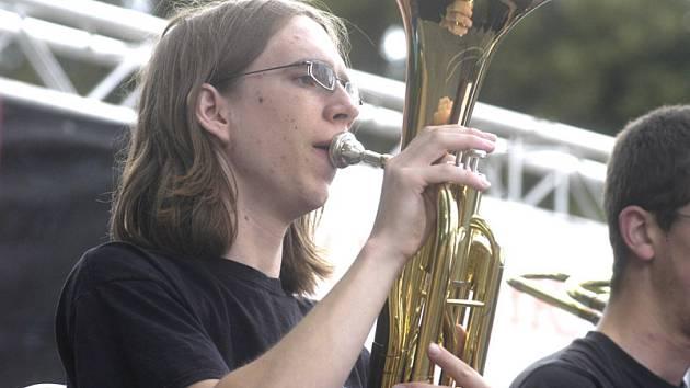 Nymburk bude patřit dechovce. V sobotu hostí druhý ročník festivalu Brass 2007 Bohemia, kde se představí pět orchestru z ciziny.
