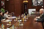 Hejtmanka Středočeského kraje Jaroslava Pokorná Jermanová (ANO 2011) podepsala společně s ředitelem Územní památkové správy v Praze a Národního památkového ústavu Dušanem Michelfeitem Memorandum o spolupráci.