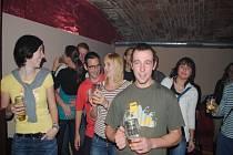 Otevření hudebního klubu Mlejn v Nymburce