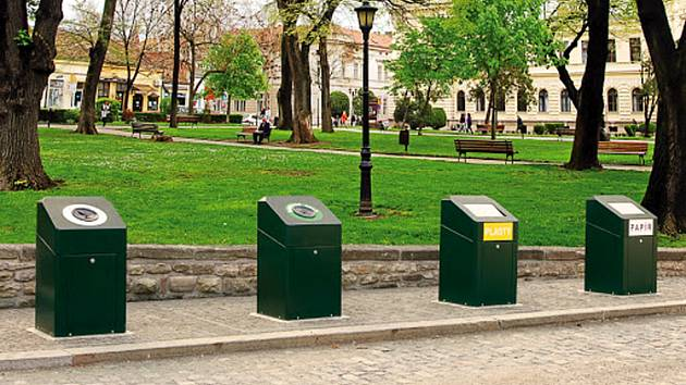 Podzemní kontejnery se stávají součástí řady měst, přibydou i v Poděbradech.