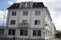 Dům s pečovatelskou službou, ve kterém se pokus o krádež stal