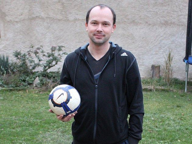 Radomil Noll, předseda OFS Nymburk