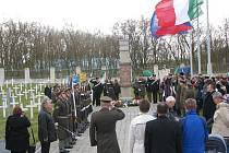 V Milovicích uctili zemřelé italské zajatce