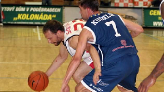 Basketbalisté Nymburka chtějí vyhrát i druhý finálový mač Mattoni NBL.